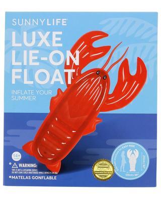 Lobster lie-on float SUNNYLIFE