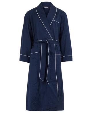Cotton dressing gown DEREK ROSE