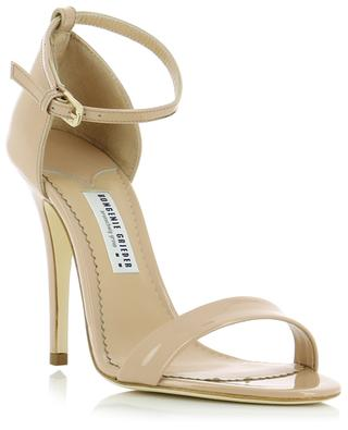 Heeled patent leather sandals BONGENIE GRIEDER