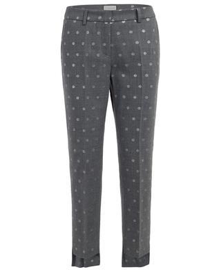 Viola virgin wool blend trousers SEDUCTIVE