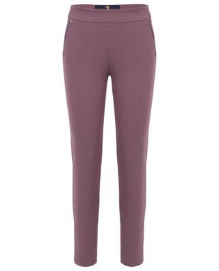 Hose aus Baumwolle im Slim-Fit PAMELA HENSON