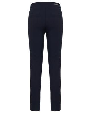 Pantalon slim en coton mélangé PAMELA HENSON