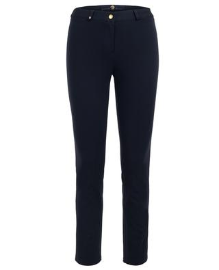 Chilli skinny fit jersey trousers PAMELA HENSON