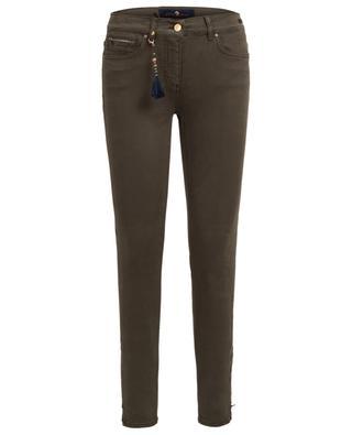 Pantalon en coton stretch Cinq PAMELA HENSON