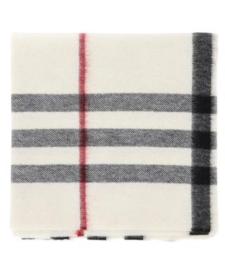 Giant Icon cashmere scarf BURBERRY