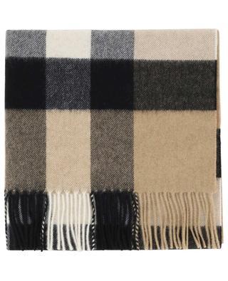 Cashmere scarf BURBERRY