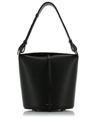 Bucket Tasche aus glattem Leder BURBERRY
