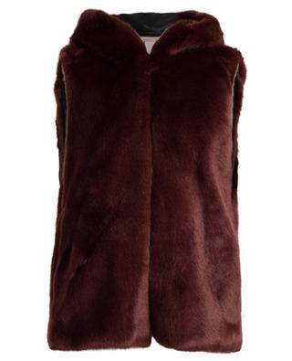 Norris faux fur waistcoat GAYNOR