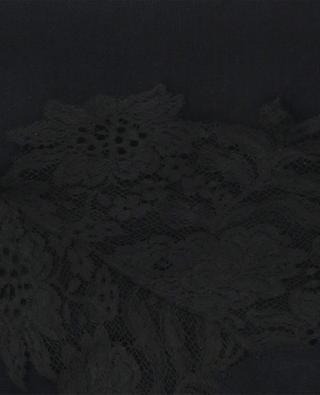 Schal aus Wolle, Seide und Spitze Ritz GAYNOR