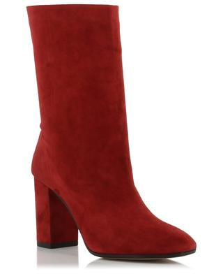 Boogie suede ankle boots AQUAZZURA