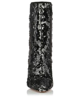 Stiefeletten aus besticktem Stoff Costes AQUAZZURA