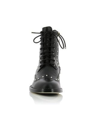 Hannah flat leather ankle boots JIMMY CHOO