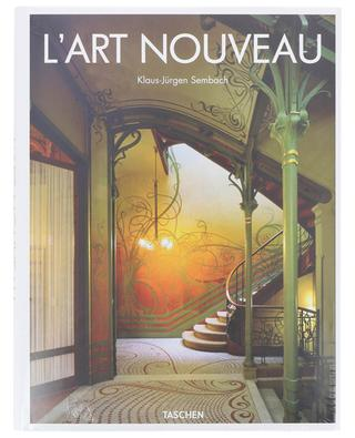 L'Art Nouveau coffee table book OLF