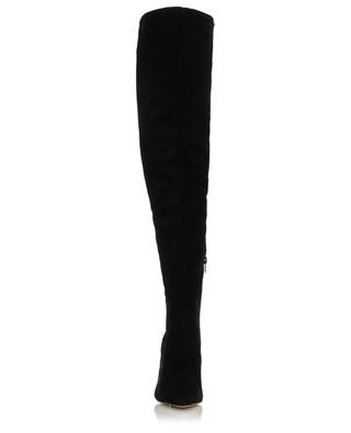 Violet suede boots KURT GEIGER LONDON