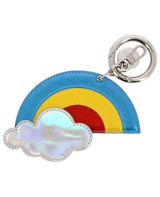 Taschenanhänger aus Kunstleder Rainbow IPHORIA