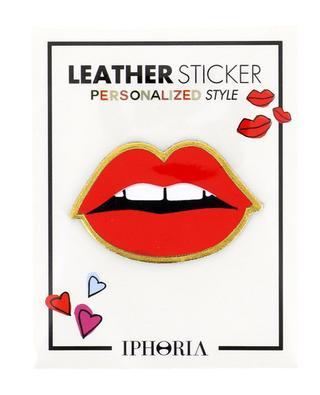 Sticker en cuir Lips IPHORIA