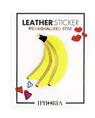 Sticker en cuir Bananas IPHORIA