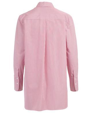 Gestreiftes Hemd aus Baumwolle AKRIS PUNTO