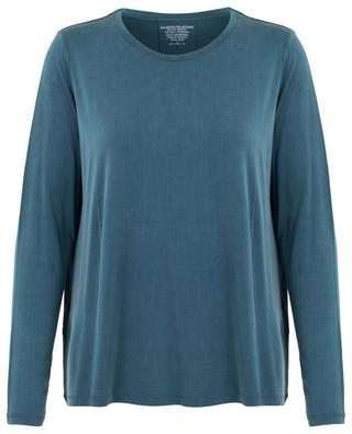'Peach Touch' long-sleeved T-shirt MAJESTIC FILATURES