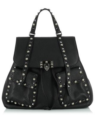 Rockstud Rolling leather backpack VALENTINO