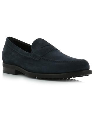Suede loafers TOD'S