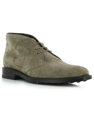 Bottines en daim TOD'S