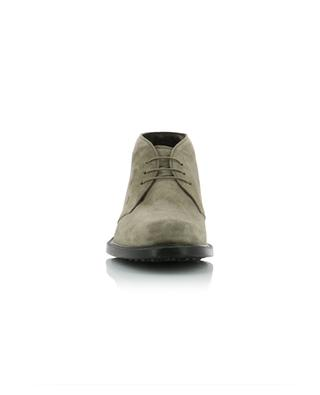 Suede ankle boots TOD'S