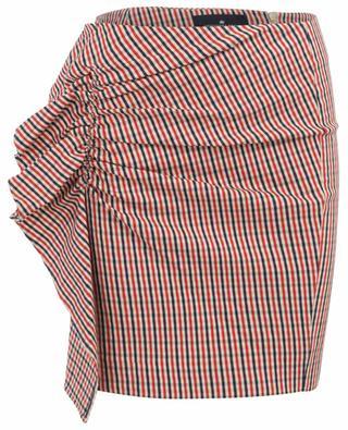 Mini jupe à carreaux Farina DESIGNERS REMIX