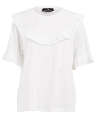 T-shirt en coton Travis Ruffle DESIGNERS REMIX