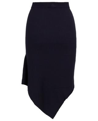 Jupe tricot asymétrique Alvin Layer DESIGNERS REMIX