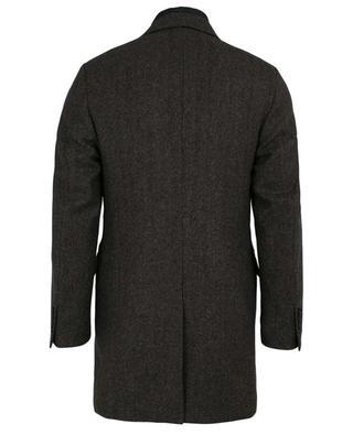 Kurzer Mantel aus Schurwolle und Kaschmir FAY
