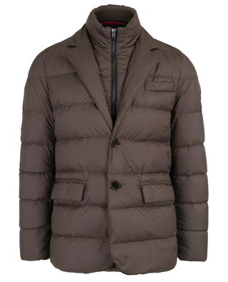2-in-1 style down jacket FAY