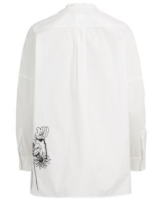 Besticktes Hemd aus Baumwolle Cadmio WEEKEND MAXMARA