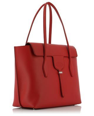 Joy Medium grained leather tote bag TOD'S