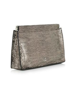 Clic Clac leather clutch JEROME DREYFUSS
