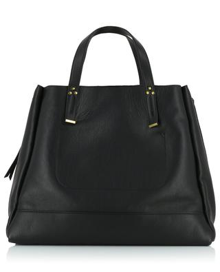 Georges L grained leather tote bag JEROME DREYFUSS