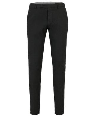 Slim fit cotton trousers BERWICH