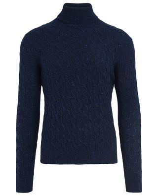 Cashmere cable knit jumper ELEVENTY