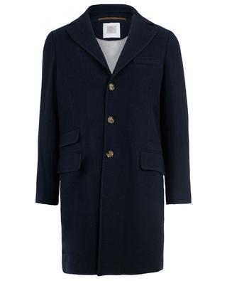 Mantel aus Wolle und Kaschmir ELEVENTY