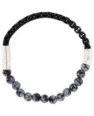 Bracelet pierre et argent Coco Medium TATEOSSIAN