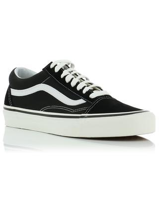 Old Skool Lite fabric and suede sneakers VANS