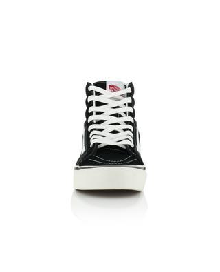 Hohe Sneakers aus Stoff und Leder SK8-Hi 38 DX VANS