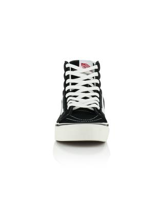 SK8-Hi 38 DX fabric and leather high-top sneakers VANS