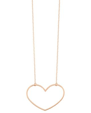 Angie pink gold necklace VANRYCKE