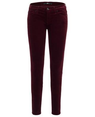 Pantalon en velours The Skinny 7 FOR ALL MANKIND
