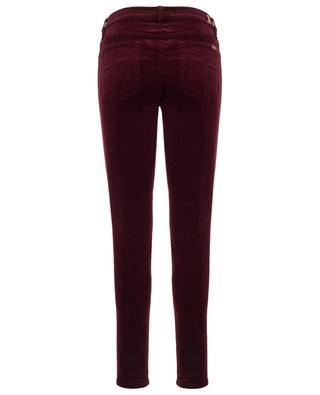The Skinny velvet trousers 7 FOR ALL MANKIND