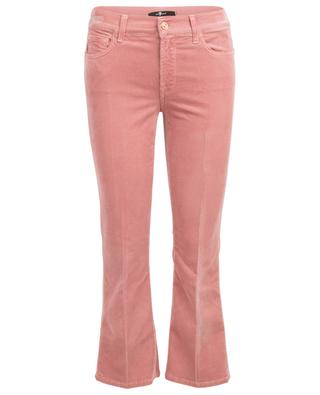 Jeans aus Kord The Ankle Flare 7 FOR ALL MANKIND