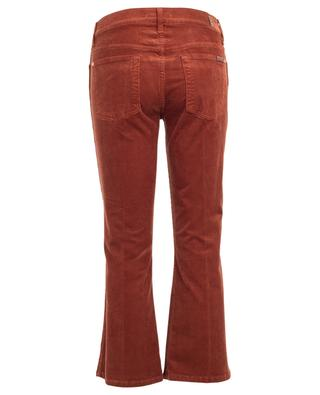 The Ankle Flare corduroy jeans 7 FOR ALL MANKIND