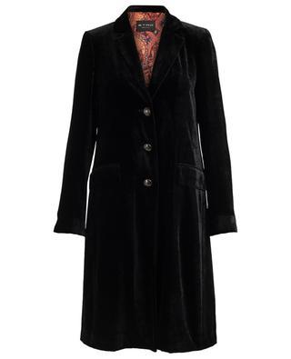 Manteau léger en velours ETRO