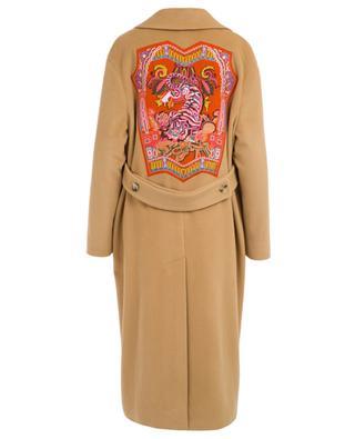 Mantel aus Woll- und Kaschmirmischgewebe ETRO